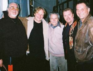 Big Jim Sullivan, Eric, K Sapora, Martin Taylor & D McKenzie