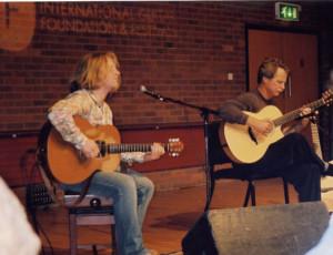 Eric Roche & Alex De GRASSI Aug 2002