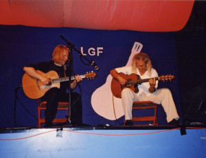 Eric & Tony Cox Aug 2002